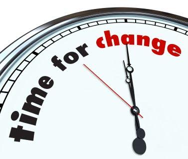 Change happens…so embrace it!