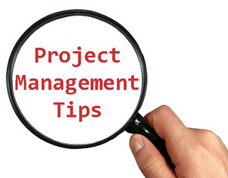 8 Tips for New Project Managers