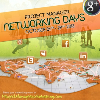Project Manager Networking Days