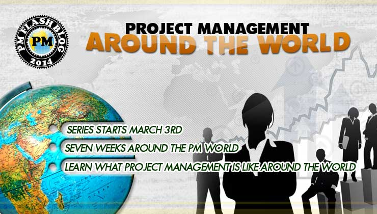 "SensiblePM 014 | North America #PMFlashBlog ""Project Management Around the World"""
