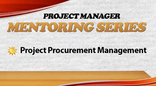 CAPM12 | Project Procurement Management – Preparing for the CAPM