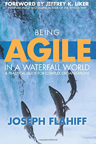 SensiblePM 020 | Being Agile in a Waterfall World – The Book