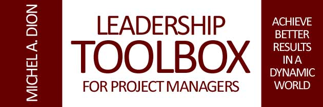 SPM 023 | Leadership Toolbox for Project Managers with Michel Dion